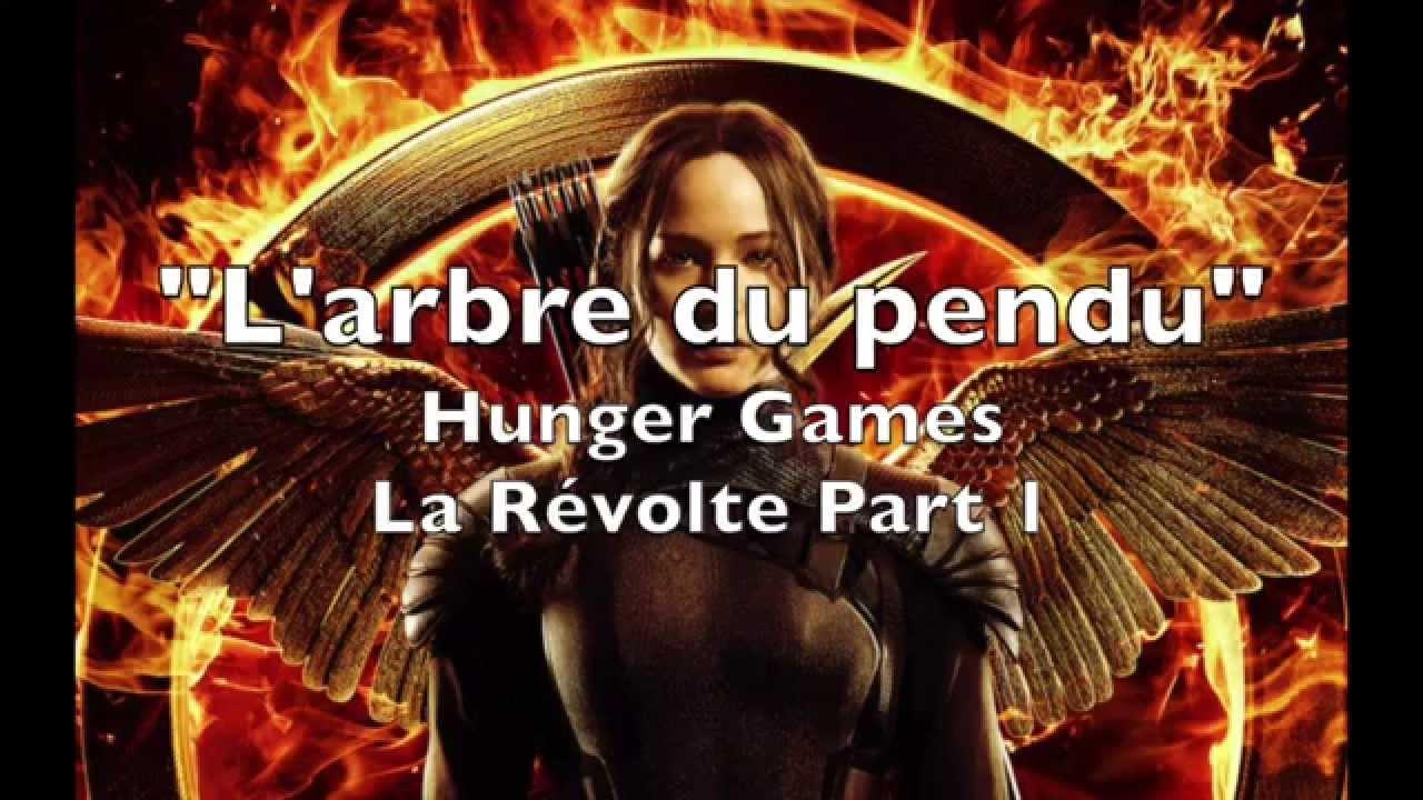 parole chanson hunger games