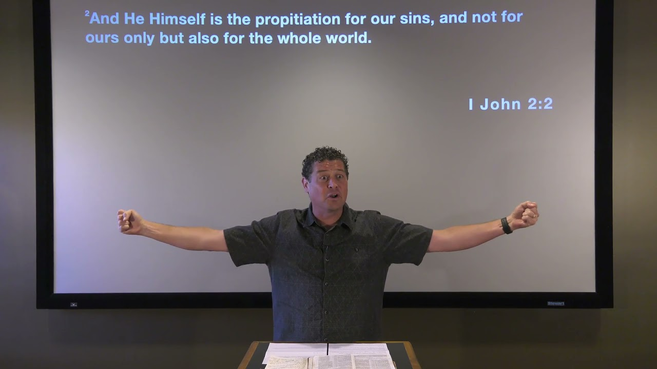 First John - #9: The Propitiation