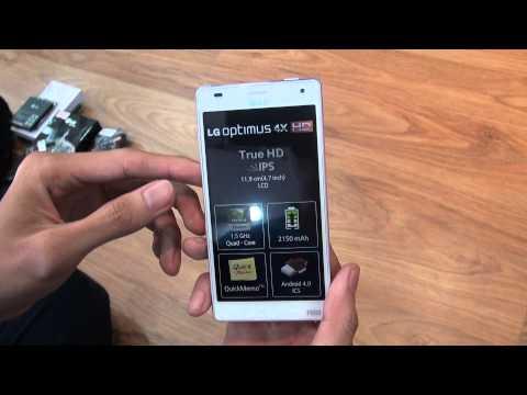Tinhte.vn - Trên tay LG Optimus 4X HD