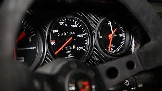 DP Motorsport Creates a Porsche 911 RS 3.5 Red Evolution  - 940kg Only