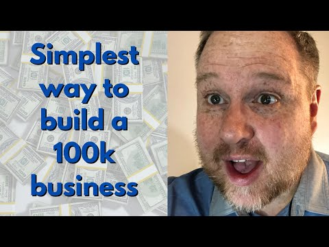 $100k a year business in a matter of months for AVERAGE People with no experience