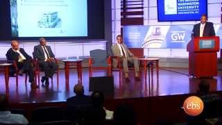What's new Ethiopian diaspora business forum held in George Washington Dc university | EBS