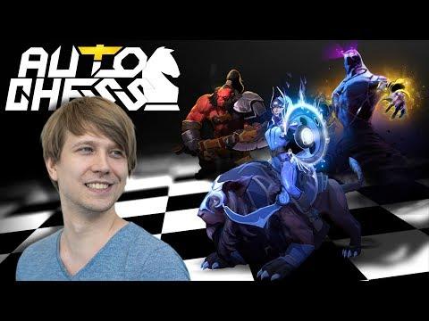 DOTA 2 Auto Chess: Playing With the Man, the Legend, Savjz! thumbnail