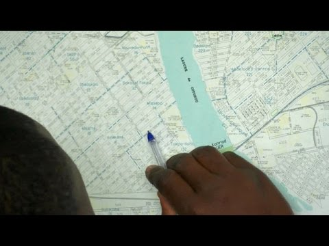 BBC Learning English: Video Words in the News: The city with no street names (10th December 2014)