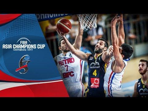 Petrochimi (IRI) v Al Riyadi (LBN) - Full Game - Semi-Final - FIBA Asia Champions Cup 2017