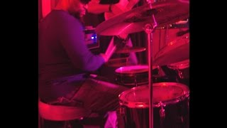 """IF YOU TALK IN YOUR SLEEP""( LITTLE MILTON)~Drum Solo~Sugaray Rayford Band @ Shuga Jazz Bistro  019"