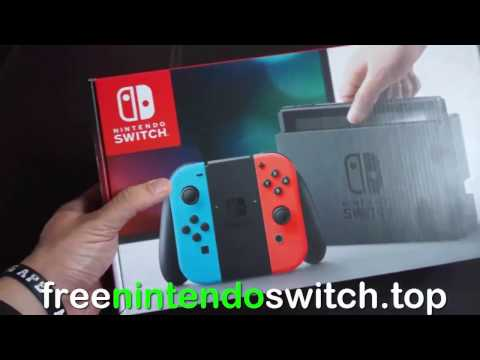 nintendo switch free giveaway nintendo switch giveaway claim your free nintendo switch 5956