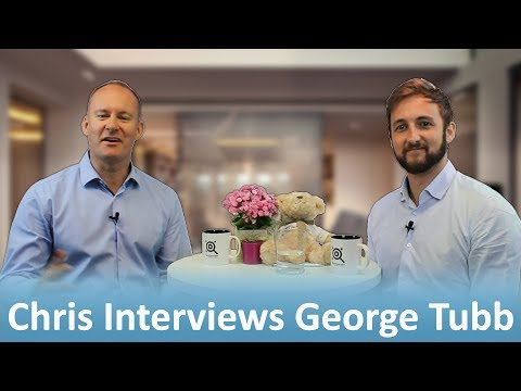 Chris Dunning Interviews: George Tubb (1/5) [Microsoft Partner Channel Dev Manager]