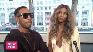 Ludacris and Ciara Talk About Hosting Billboard Music Awards