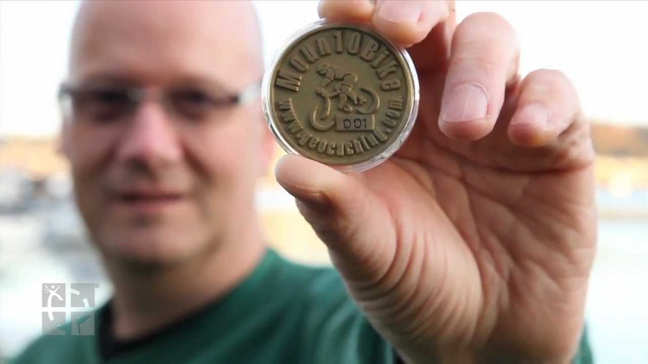 What Are Geocaching Trackables Youtube