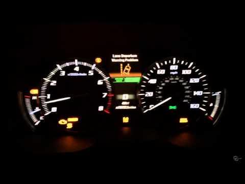 Acura Mdx All Warning Lights On