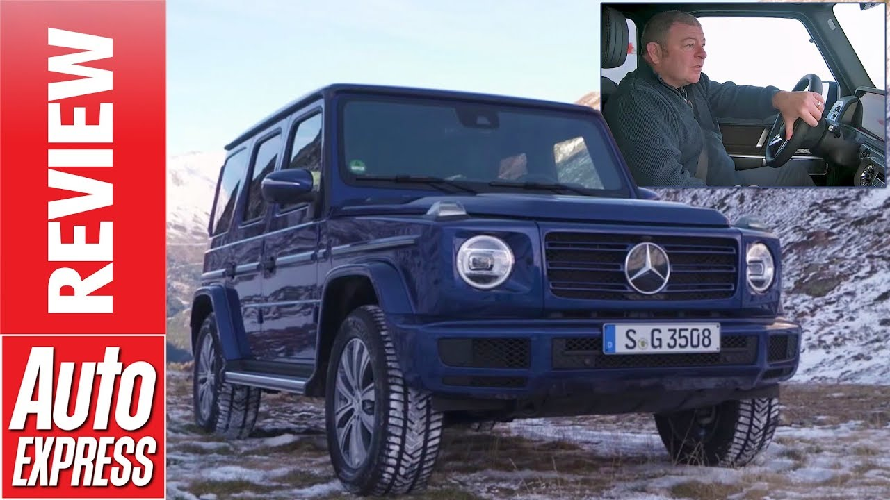 New Mercedes G 350d 2019 Review Is This The Best G Wagen Youtube