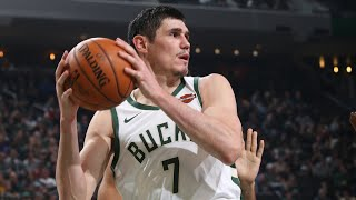Highlights: Bucks 127 - Pelicans 112 | 12.11.19