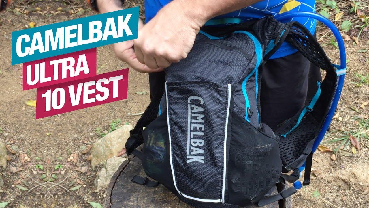 5c5e1bbc52 Mauro Chasilew apresenta a CamelBak Ultra 10 Vest - YouTube