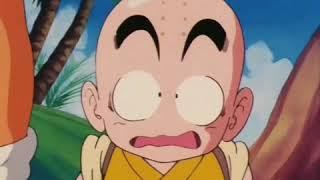 Goku Y Krilin corren los 100 metros