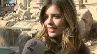 D-Paparazzi, Kanal D, Alexandra Dinu povesteste despre relatia ei cu Andrea Rizzoli