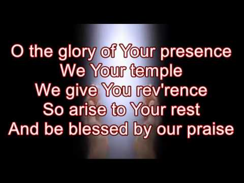 Oh The Glory of His Presence by Terry MacAlmon