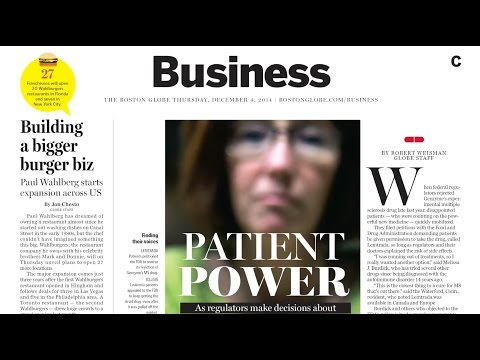 The Boston Globe launches new Business section