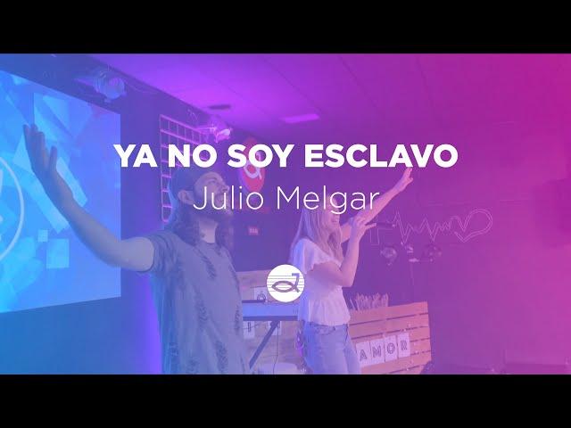 (Cover) Ya no soy esclavo (Julio Melgar) | CDJ Worship en Casa