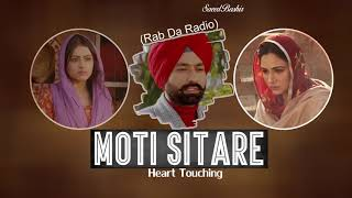 Moti Sitare Rab Da Radio Heart Touching Song Of 2017
