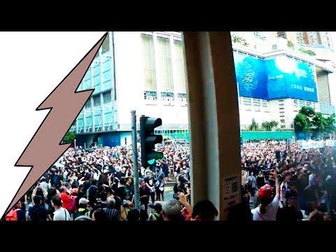 Протесты в Гонконге: новый виток демонстраций ► Новости / News