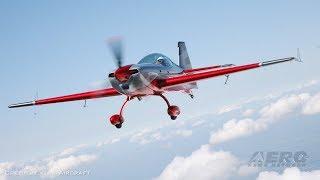 Aero-TV: The New Extra NG Aerobat - Walter Extra Raises The Aerobatic Bar