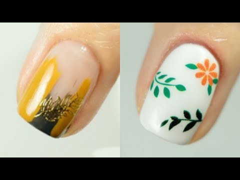 The Best Nail Art Designs Compilation #127 - Nail Art Design Tutorial thumbnail