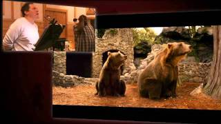 Zookeeper 'Behind The Scenes' Pt 2.  Starring Rosario Dawson and Kevin James Out 29/7/2011