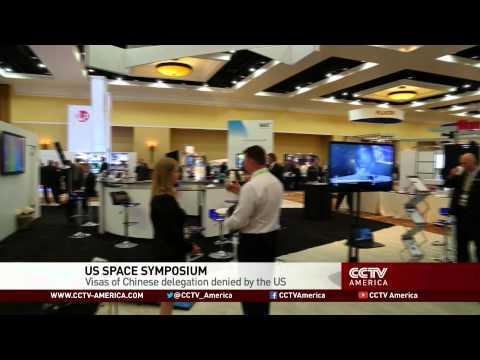 30th Space Symposium: Chinese Delegation Denied Visas to U.S.