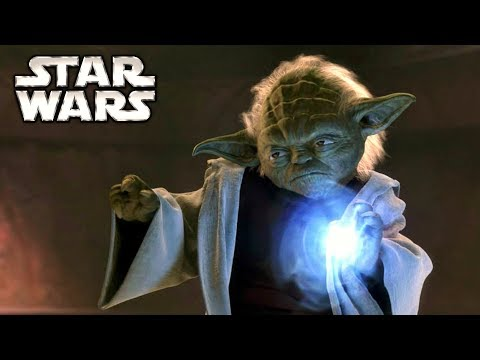 How Yoda Defeated 3 Jedi Council Members WITHOUT a Lightsaber - Star Wars Explained