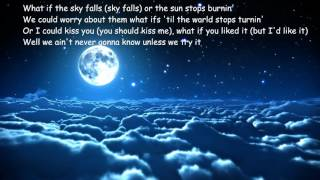Kane Brown - What Ifs (Lyrics)