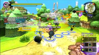 Happy Wars: Online Wars - TheOpP Army Part 1 [Game Play and Commentary] Xbox360