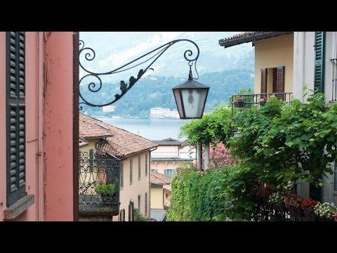 Bellagio Italy to Gotthard Pass Switzerland Travel Video 2016