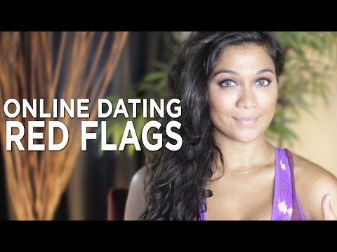 Online Dating Red Flags #NoFilters