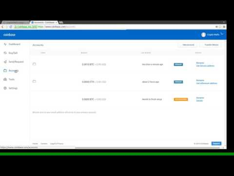 How To Pay Using CoinBase And Get Transaction Hash ID CryptoMafia