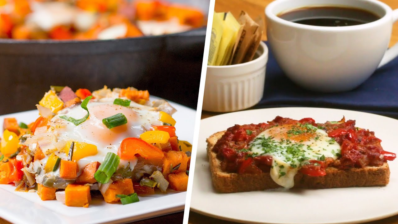 5 Low Calorie Breakfasts To Start Your Day Right Tasty Youtube