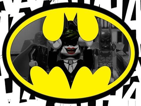 Lego Batman: The Killing Joke