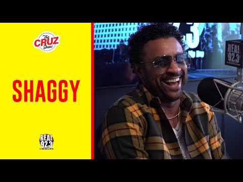 The Cruz Show - Shaggy Talks About Birth Of Reggaeton + Latin Influences & More!