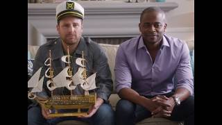 Psych: The Movie | Happy Labor Day from Shawn and Gus