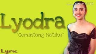 Gambar cover Lyodra - Gemintang hatiku | lagu kmenangan(lyric video)