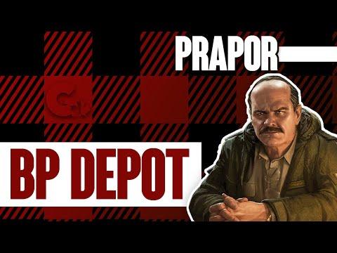 BP Depot - Prapor Task Guide - Escape From Tarkov