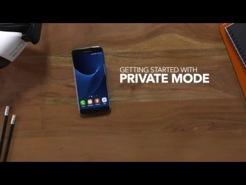 How to Set up Private Mode on Your Samsung Galaxy S7