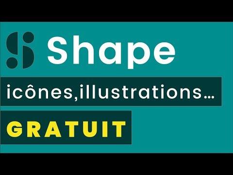 SHAPE, UNE APPLICATION GRATUITE POUR LES DESIGNERS