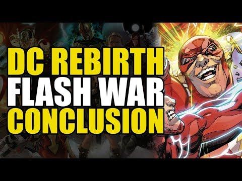 The Return of Impulse! (DC Rebirth: Flash War Finale)