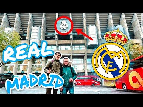 SANTIAGO BERNABÉU (MADRID) Vlog 45