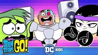 Teen Titans Go! | Dance Battle | DC Kids