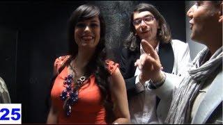 Sara Tommasi e Nando Colelli Film VIP Sesso e Potere - Video Presentazione