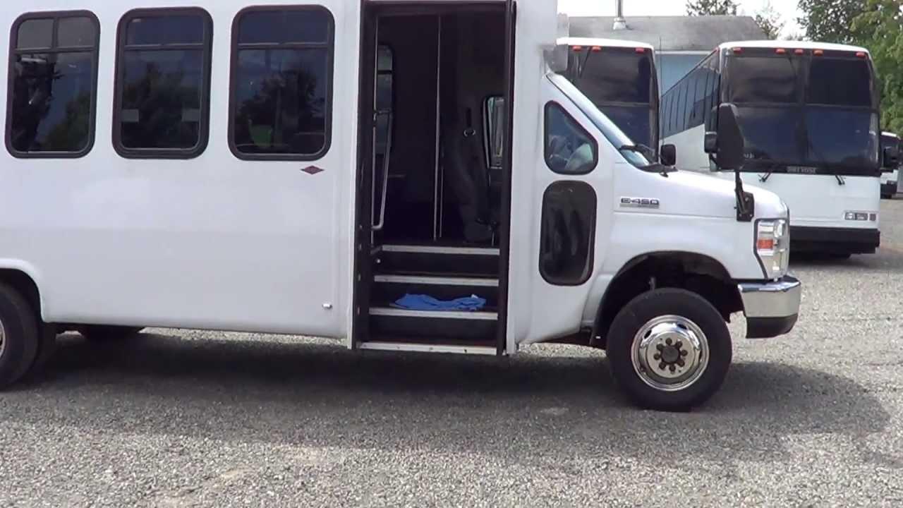 Northwest Bus Sales - 2008 Ford Diamond 4X4 25 Passenger ...