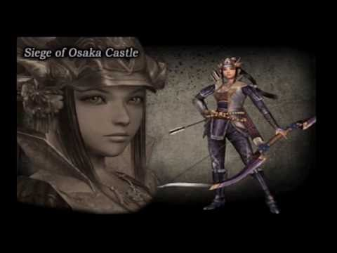 Samurai Warriors: XL - Ina's Tale 5x - Siege of Osaka Castle