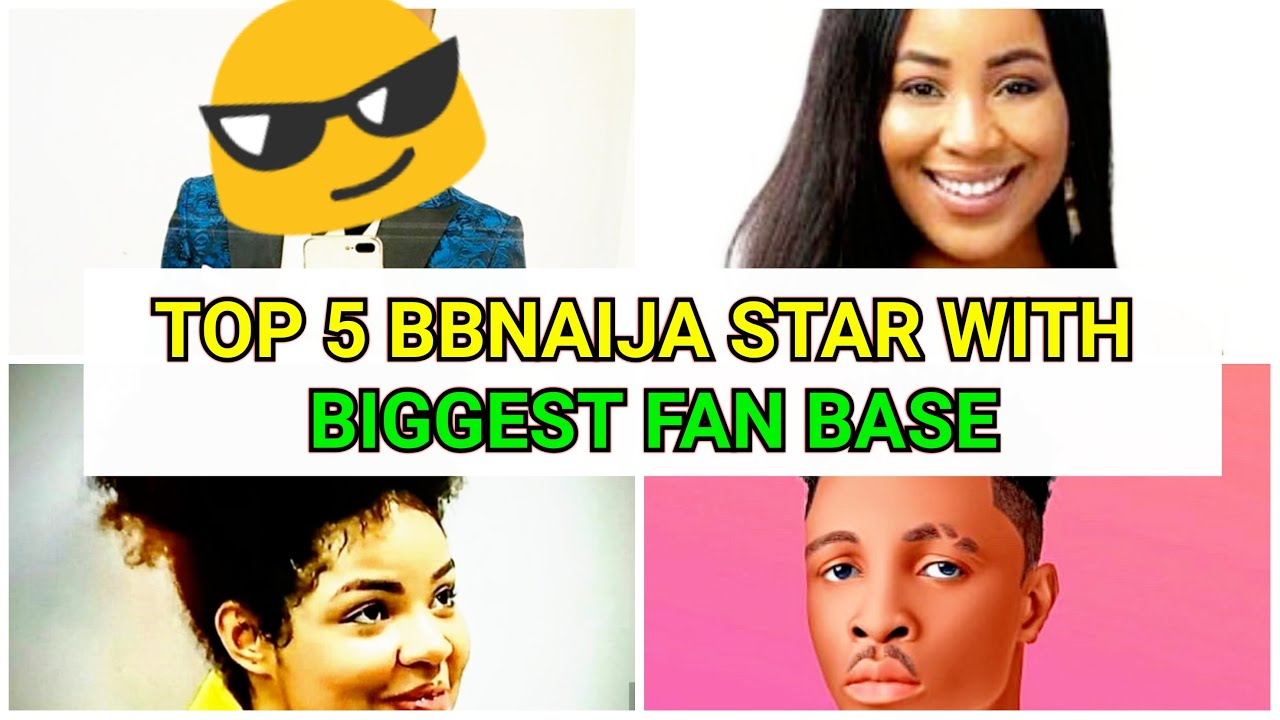TOP 5 BBNAIJA 2020 HOUSEMATE WITH THE BIGGEST FAN BASE; NUMBER 1 WOULD SH0CK YOU; MUST WATCH